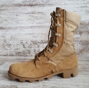 🔵NWOT Military USGI Desert Hot Weather Boots